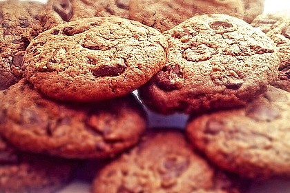 American Chocolate Chip Cookies 15