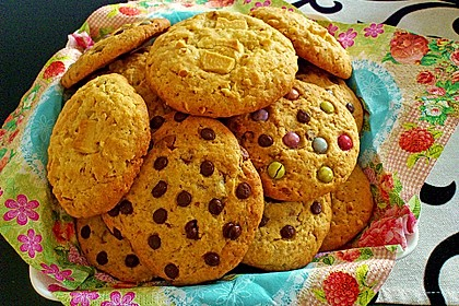 American Chocolate Chip Cookies 10