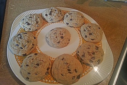 American Chocolate Chip Cookies 33