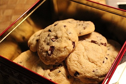 American Chocolate Chip Cookies 14