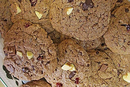 American Chocolate Chip Cookies 39