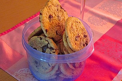 American Chocolate Chip Cookies 93