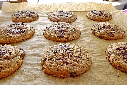 American Chocolate Chip Cookies 23