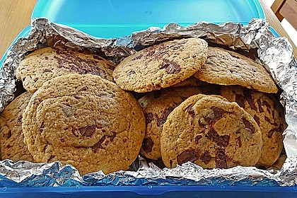 American Chocolate Chip Cookies 35
