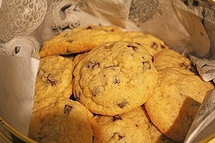 American Chocolate Chip Cookies 16