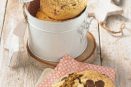 American Chocolate Chip Cookies 1