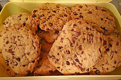 American Chocolate Chip Cookies 86