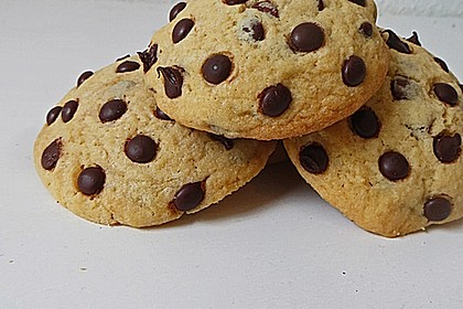 American Chocolate Chip Cookies 9