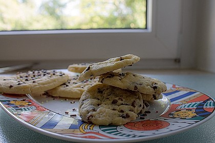American Chocolate Chip Cookies 65