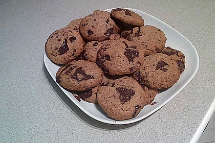 American Chocolate Chip Cookies 26