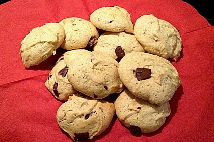 American Chocolate Chip Cookies 30
