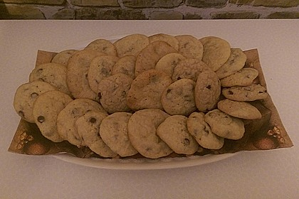 American Chocolate Chip Cookies 28