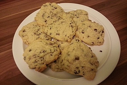 American Chocolate Chip Cookies 74