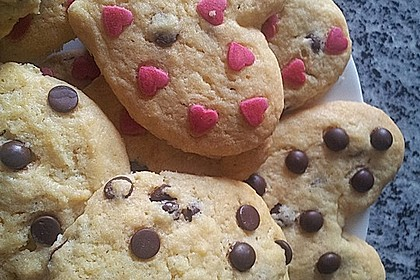 American Chocolate Chip Cookies 18