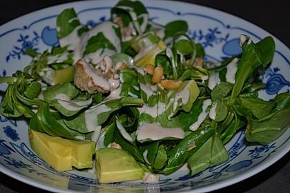 Avocado - Hähnchen Salat 1