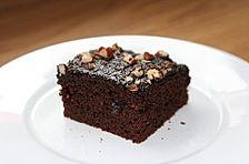 Skúffukaka - isländischer Schokoladenkuchen