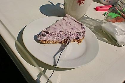 Blaubeer - Minz - Kuchen