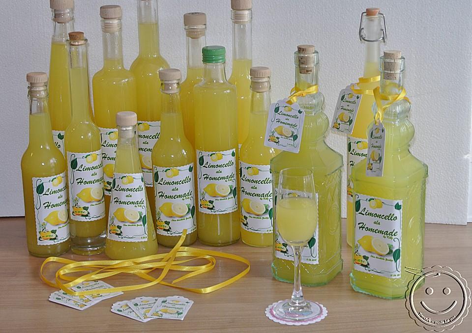 Limoncello von Villenbach | Chefkoch.de