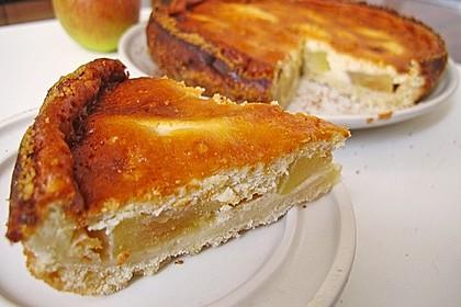 Apfel - Mascarpone - Kuchen 7