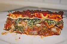Spinat - Hack - Lasagne