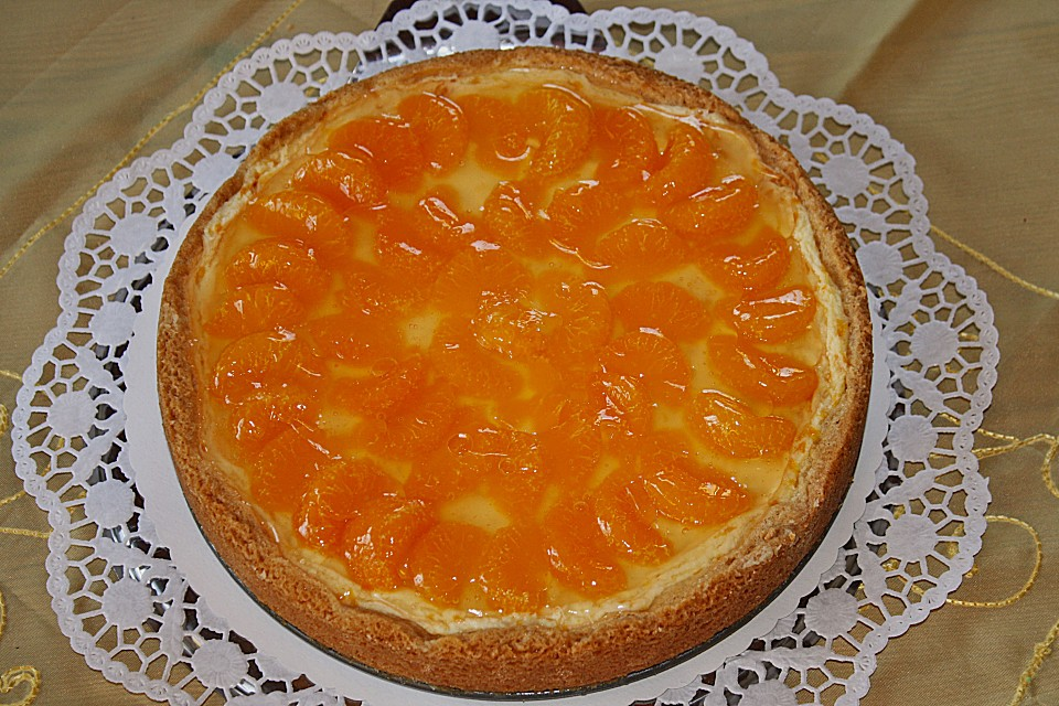 Mandarinen schmand torte rezept
