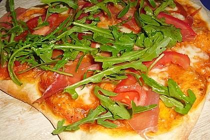Rucola - Pizza