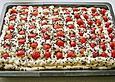 Erdbeer - Vanille - Kuchen