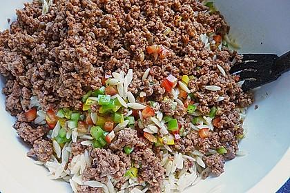 Kritharaki - Salat mit Hackfleisch 47