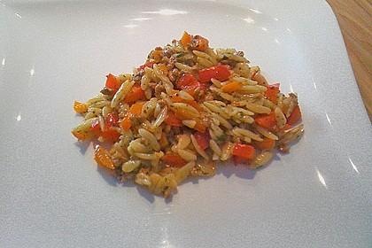 Kritharaki - Salat mit Hackfleisch 42