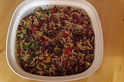 Kritharaki - Salat mit Hackfleisch 44