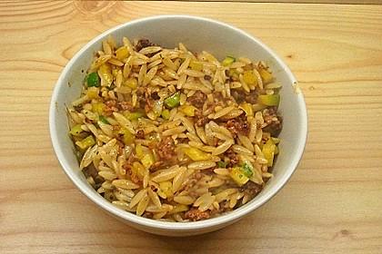 Kritharaki-Salat mit Hackfleisch 39