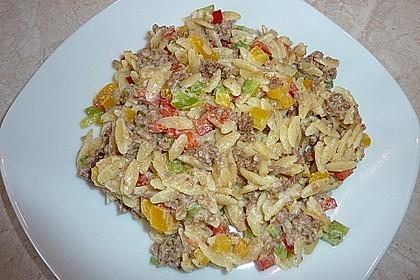 Kritharaki - Salat mit Hackfleisch 37