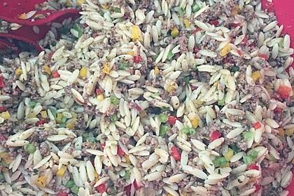 Kritharaki-Salat mit Hackfleisch 47