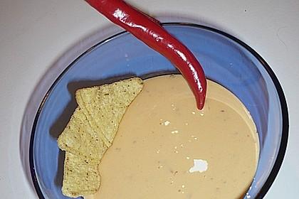Feuriger Käse - Dip
