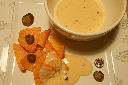 Feuriger Käse - Dip 6