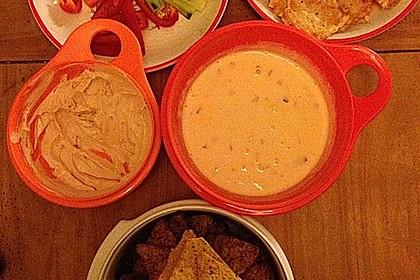 Feuriger Käse - Dip 2