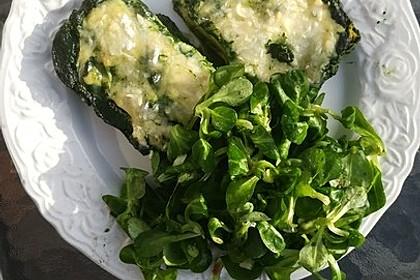 Spinat - Schafskäse - Lasagne 23