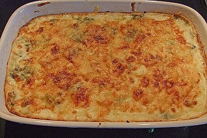 Spinat - Schafskäse - Lasagne 39