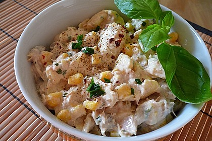 Tortellini - Thunfisch - Salat 1