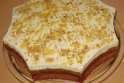 Walnuss - Apfel - Torte 1