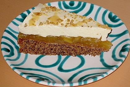 Walnuss - Apfel - Torte 4