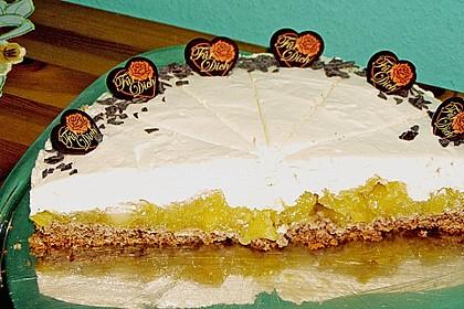 Walnuss - Apfel - Torte 5
