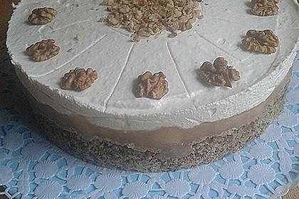 Walnuss - Apfel - Torte 6