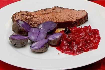 Roastbeef  mit Niedergarmethode 3