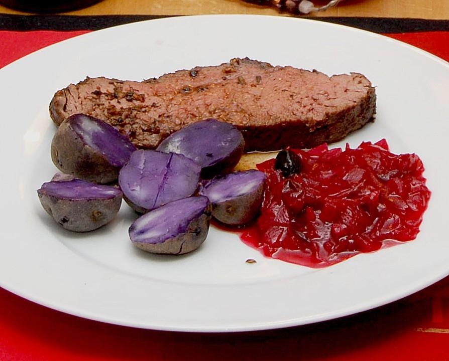 Fleisch rezepte niedergarmethode