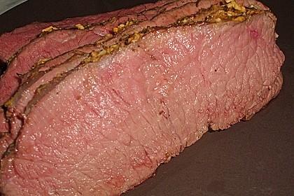 Roastbeef  mit Niedergarmethode 4