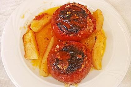 Gefüllte Tomate - gefüllte Zucchini - gefüllte Paprika 2