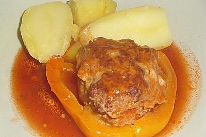 Gefüllte Tomate - gefüllte Zucchini - gefüllte Paprika 4