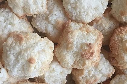 Saftige Kokosmakronen 75
