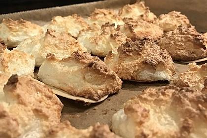 Saftige Kokosmakronen 58